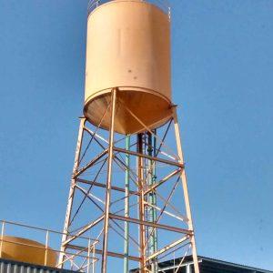 Mantenimiento a tanques elevados en Guadalajara