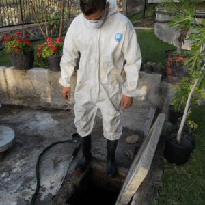 Personal altamente capacitado para la limpieza y desazolve de fosas sépticas guadalajara zapopan tlaquepaque