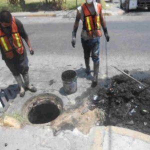 Expertos en desasolve y limpieza de bocas de tormenta Guadalajara Zapopan Tlaquepaque
