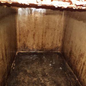Limpieza y desinfección de aljibes no usamos productos tóxicos para la salud