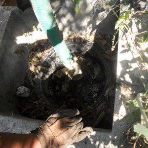 Mantenimiento reparación limpieza desazolve de lodos ligeros de fosas sépticas guadalajara zapopan tlaquepaque