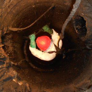 Desazolve limpieza retiro de lodos ligeros dentro de pozos de absorción guadalajara zapopan tlaquepaque